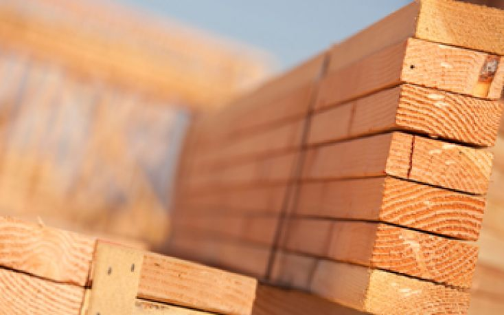 Russian lumber exports go 19% up in January-April 2018