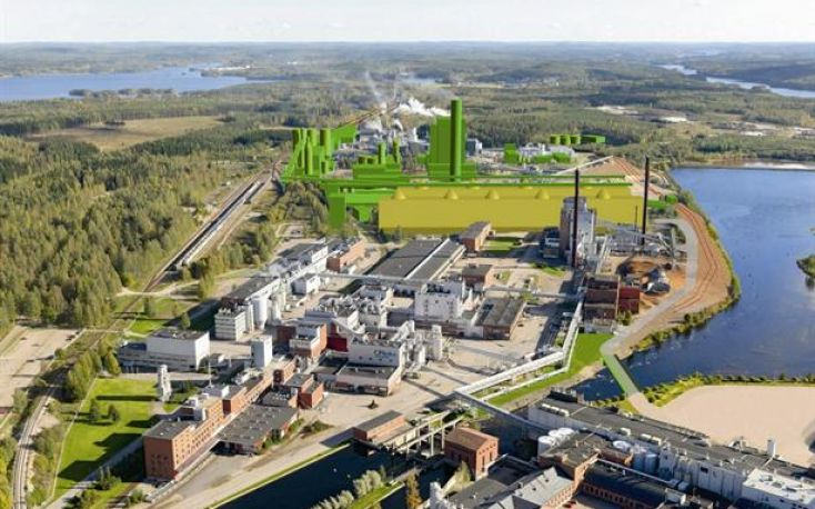 Metsä's plans for a new pine sawmill in Finland ongoing