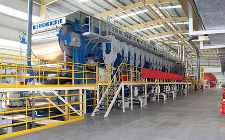 Dieffenbacher expects record-setting wood-based panel plants in 2018