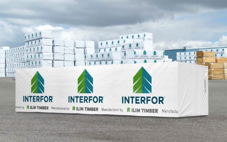 Interfor decreases production by 20% across its sawmills in the B.C. Interior