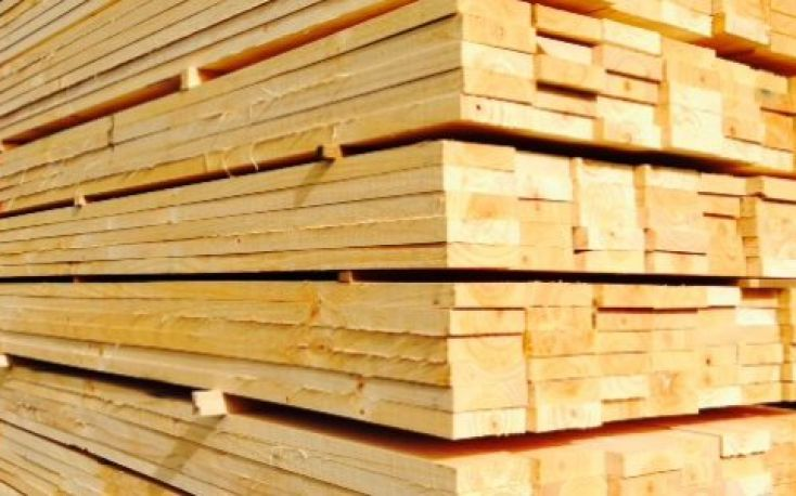 Germany's sawnwood demand at very high levels