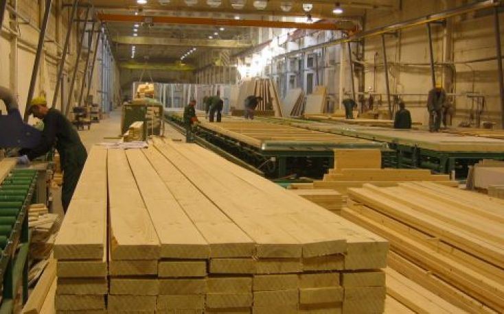 Downturn in the Swedish forest industry as global economic slowdown progresses