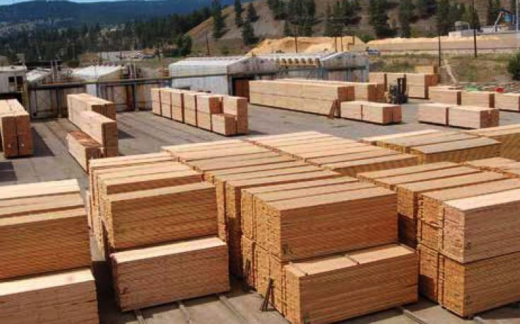 North American sawmills see their profit margins decline