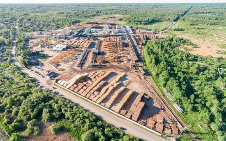 Hasslacher Group invests EUR 20 million in boosting sawmill capacity in Russia